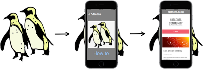 artcodes_site_example